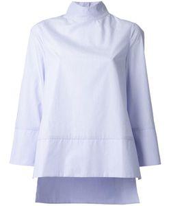 STUDIO NICHOLSON | Striped Blouse 1 Cotton