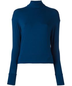 Io Ivana Omazic | Roll Neck Top Large Viscose/Spandex/Elastane