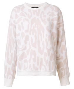 BAJA EAST   Leopard Print Jumper 1 Cashmere