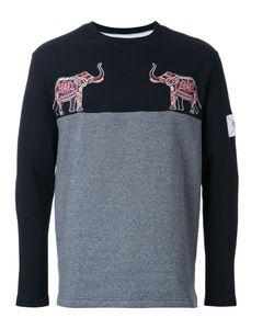 Yoshio Kubo | Elephant Patch Sweatshirt 2 Cotton