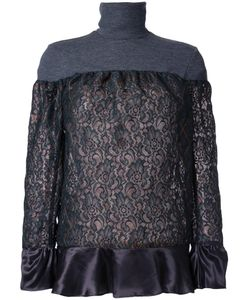 Kolor | Lace Panel Top 2 Polyester