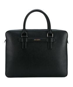 Dolce & Gabbana | Mediterraneo Laptop Bag Calf Leather