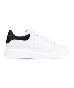 Alexander McQueen | Extended Sole Sneakers 43.5 Leather/Rubber