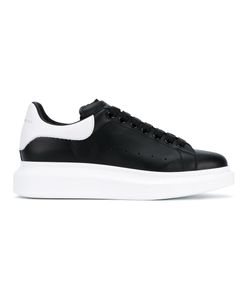 Alexander McQueen | Extended Sole Sneakers 41 Calf Leather/Leather/Rubber
