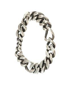 WERKSTATT:M NCHEN   Werkstattmünchen Braided Chain Bracelet Adult Unisex Large