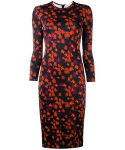 Givenchy   Abstract Print Dress 42 Silk/Spandex/Elastane/Acetate/Viscose