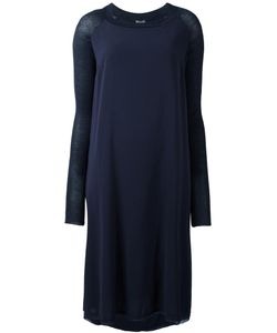 Kristensen Du Nord | Flared Paneled Dress 1 Silk/Spandex/Elastane