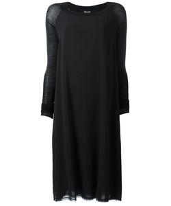 Kristensen Du Nord | Paneled Flared Dress 1 Silk/Spandex/Elastane
