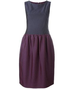 Pascal Millet | Polka Dot Colour Block Shift Dress 38