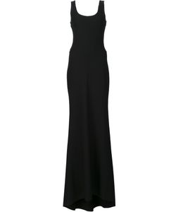 Elizabeth And James | Long Fitted Dress 2 Polyester/Spandex/Elastane/Viscose