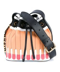 Moschino | Its Lit Matchstick Bucket Shoulder Bag