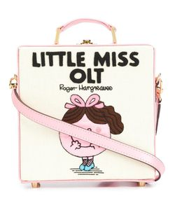 Olympia Le-Tan | Little Miss Olt Tote Bag
