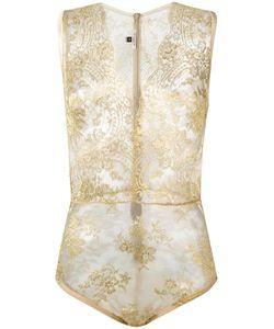 Gilda & Pearl | Harlow Lace Body Large Silk/Nylon
