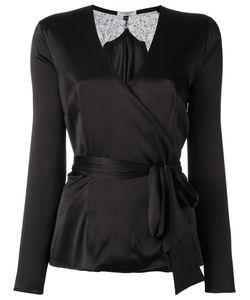Gilda & Pearl | Gilda Jacket Small Silk/Nylon/Spandex/Elastane/Rayon