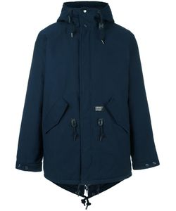 Carhartt | High Neck Parka Coat Medium Cotton/Nylon/Polyester