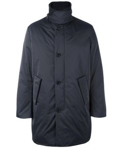 Jil Sander | Buttoned Padded Coat 48 Feather Down/Polyester