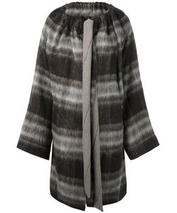 Vivienne Westwood Anglomania | Checked Single Breasted Coat S/M