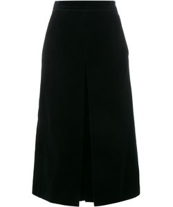 Saint Laurent | Velour Culottes 36 Silk/Cotton