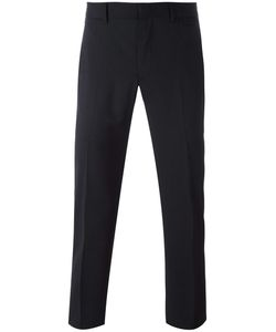 Z Zegna | Slim-Fit Tailored Trousers 54 Polyester/Spandex/Elastane/Wool