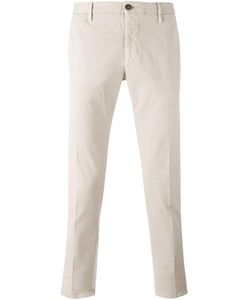 Incotex | Slim-Fit Chinos 36 Cotton/Spandex/Elastane