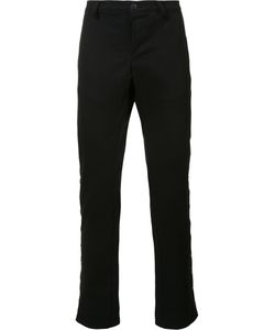 Black Fist | Tapered Trousers 32 Cotton