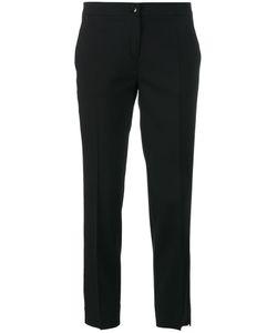 Etro | Cropped Trousers 42 Spandex/Elastane/Wool