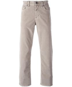 7 for all mankind | Corduroy Effect Straight Leg Trousers