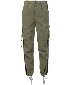 Adaptation | Tapered Cargo Trousers 26 Cotton