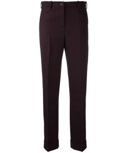 JACQUEMUS | Classic Trousers 38 Polyester/Acetate/Wool