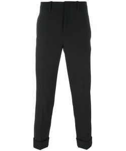 Neil Barrett | Tailored Tweed Trousers 48 Cotton/Polyester/Virgin Wool