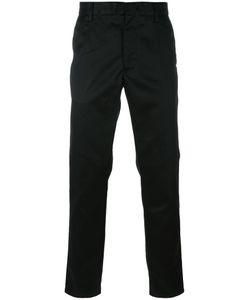 Pence | Straight Leg Trousers 48 Cotton