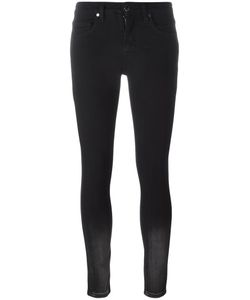 Victoria, Victoria Beckham   Victoria Victoria Beckham Stretch Skinny Jeans 25 Cotton/Polyester/Spandex/Elastane
