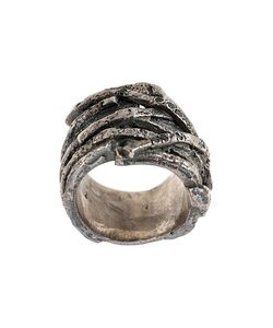 TOBIAS WISTISEN | Criss Cross Ring Adult Unisex 54