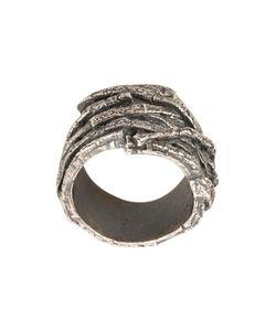 TOBIAS WISTISEN | Twig Effect Ring Adult Unisex 64