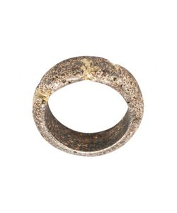 TOBIAS WISTISEN | Destroyed Effect Ring Adult Unisex 64