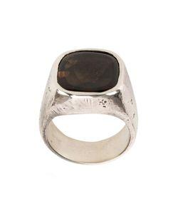 TOBIAS WISTISEN | Stone Embellished Ring Adult Unisex 62