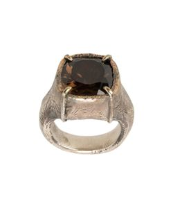 TOBIAS WISTISEN | Encrusted Ring Adult Unisex 54