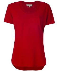 Michael Michael Kors | Round Neck T-Shirt Small Polyester/Spandex/Elastane