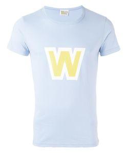 WALTER VAN BEIRENDONCK VINTAGE | Logo Print T-Shirt Medium