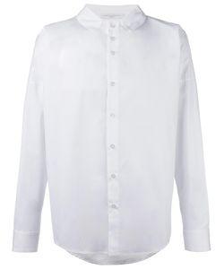 Lucio Vanotti | Spread Collar Shirt 4 Cotton