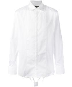 Dsquared2 | Internal Strap Detail Shirt 50 Cotton/Spandex/Elastane