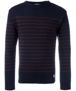 ARMOR LUX | Heritage Jumper Large Virgin Wool