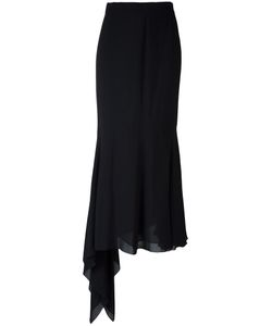Chanel Vintage | Asymmetric Maxi Skirt 40