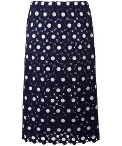 COMME DES GARCONS COMME DES GARCONS | Comme Des Garçons Comme Des Garçons Embroidered Skirt