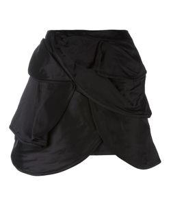 J.W. Anderson | J.W.Anderson Mini A-Line Skirt 6 Silk/Acetate
