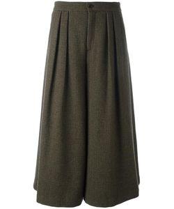 Ralph Lauren | Microchecked Skirt 2 Silk/Wool