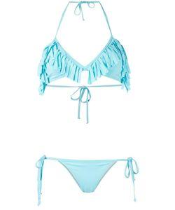 Sumarie | Fringed Bikini Medium Spandex/Elastane