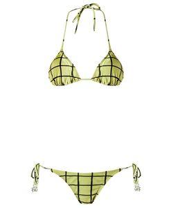 Adriana Degreas | Triangle Bikini Set P Spandex/Elastane/Polyimide