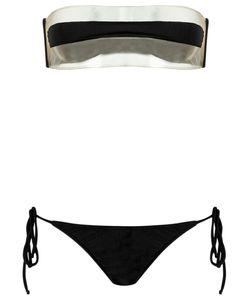 Adriana Degreas | Sheer Bikini Set G Polyamide/Spandex/Elastane