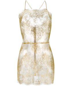 Gilda & Pearl | Rita Lace Slip Medium Nylon/Polyethylene/Rayon